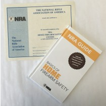 nra book and certificate